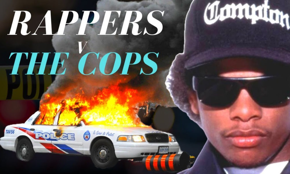 Trap Lore Ross: The history of hip-hop & police brutality