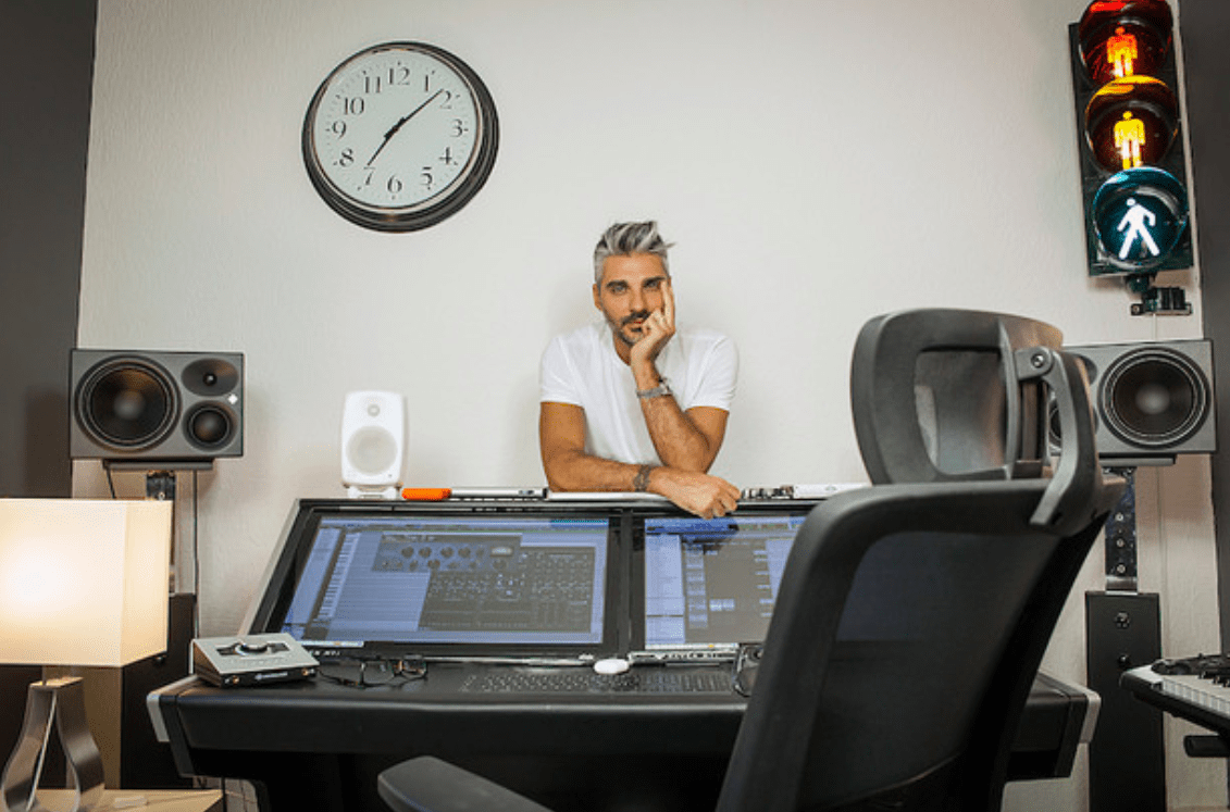 """Artist & Producer Giampaolo Pasquile Is Back With Latest Singles """"Until The Rainbows End"""" And """"What's Going On"""""""