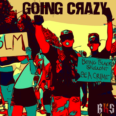 "Black King Savior Acts And Drops ""Going Crazy"""