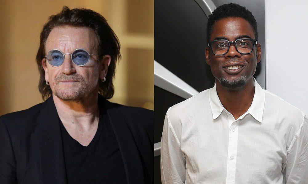 "Bono & Chris Rock discuss ""Rapper's Delight"" & rap music on U2 X-Radio's Bono Calling"