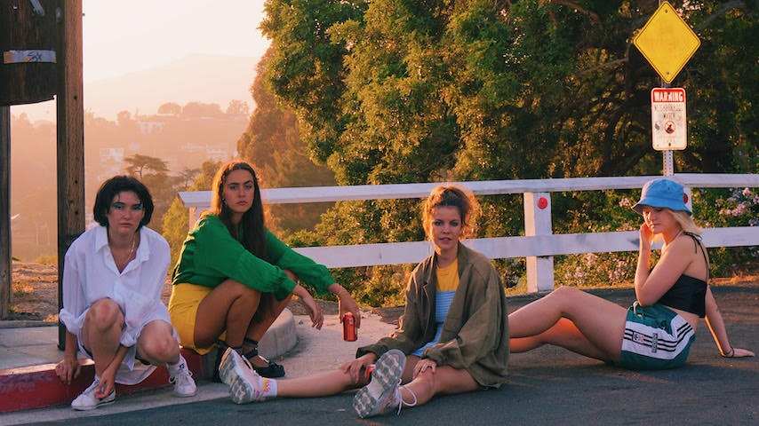 """Hinds Cover The Clash's """"Spanish Bombs"""""""