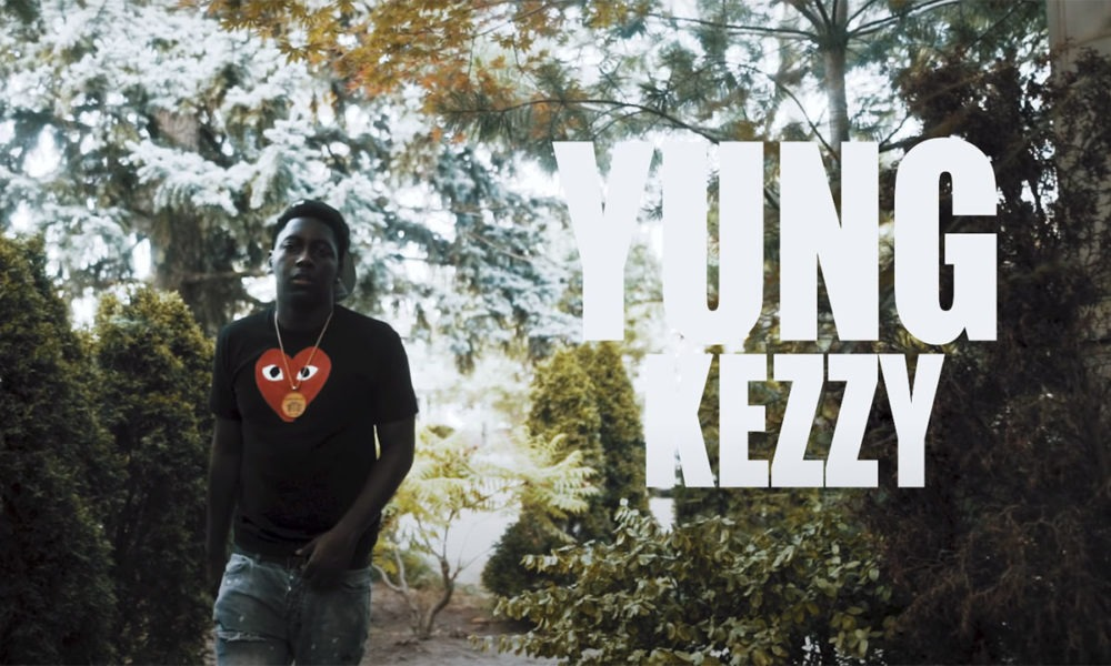 """Yung Kezzy drops video for Goodzz-assisted """"Space Coupe"""""""