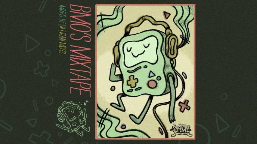Listen to an Exclusive Song from Adventure Time: Distant Lands—BMO's Mixtape