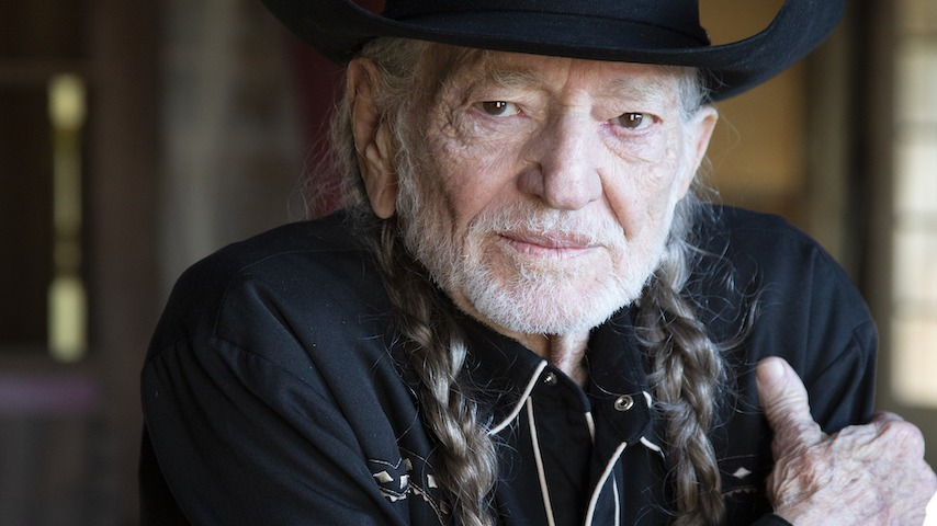 """Watch Willie Nelson's Animated Video for """"Vote 'Em Out"""""""