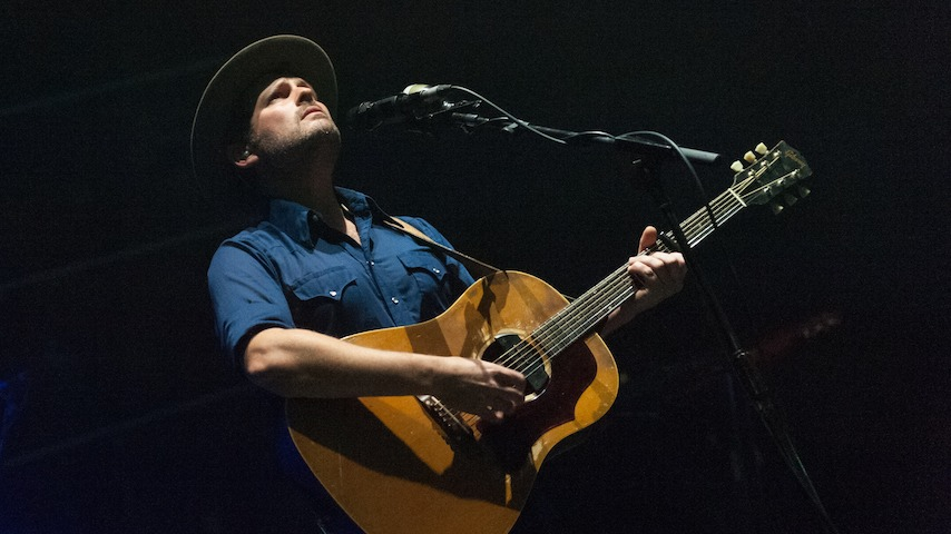 Gateways: Gregory Alan Isakov's songs for October and a Folk Homecoming