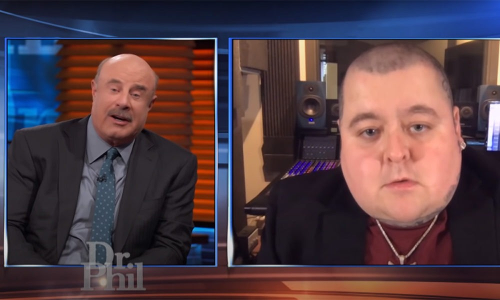 Merkules featured on Dr. Phil talk show