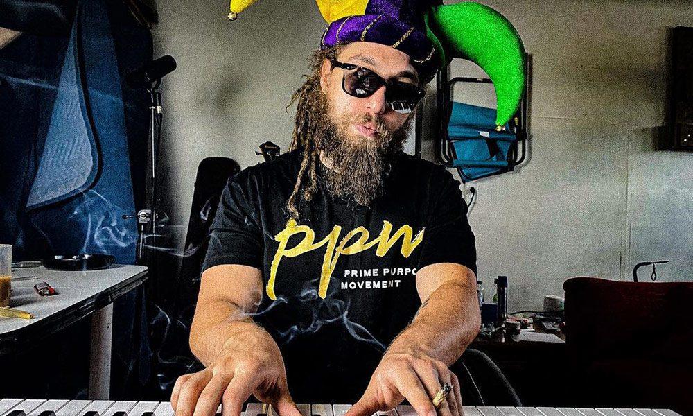 Edmonton's JusJrdn previews next album with new Road 2 Olympus mixtape