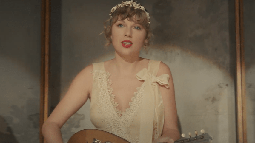 """Watch Taylor Swift's """"willow"""" Music Video"""