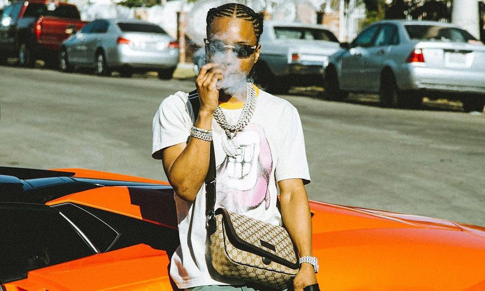 Toronto rapper Pressa debuts new EP Gardner Express