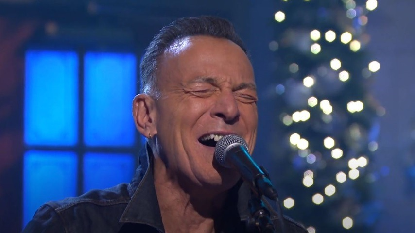 Watch Bruce Springsteen & The E Street Band Play Two Songs on SNL