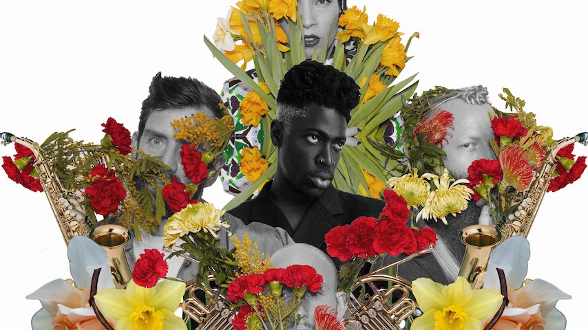"""Little Dragon and Moses Sumney Join Forces on New Track, """"The Other Lover"""""""