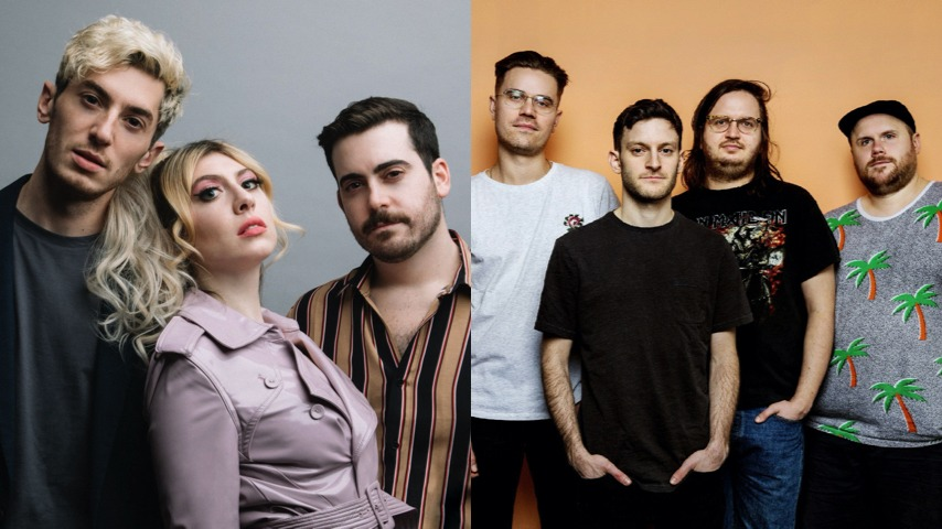 """Listen to Charly Bliss and PUP's New Holiday Single, """"It's Christmas and I F*cking Miss You"""""""