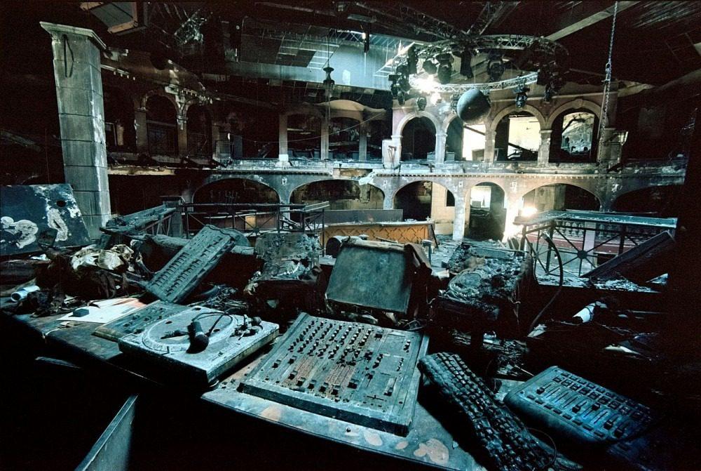 "Story Of ""Schatzi"", Club That Burned Down"