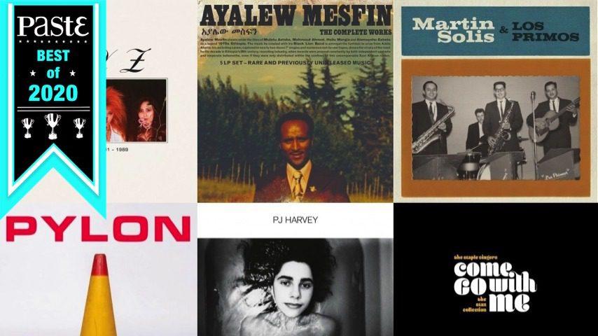 The 10 Best Vinyl Reissues of 2020