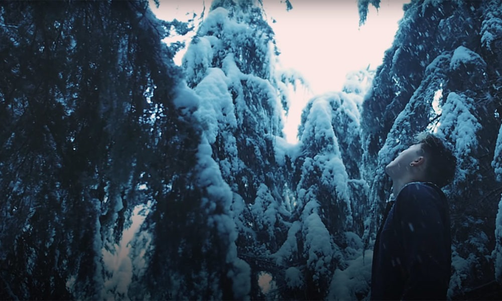 Watch all 8 lyric videos from the new Eric Reprid EP, Cold World