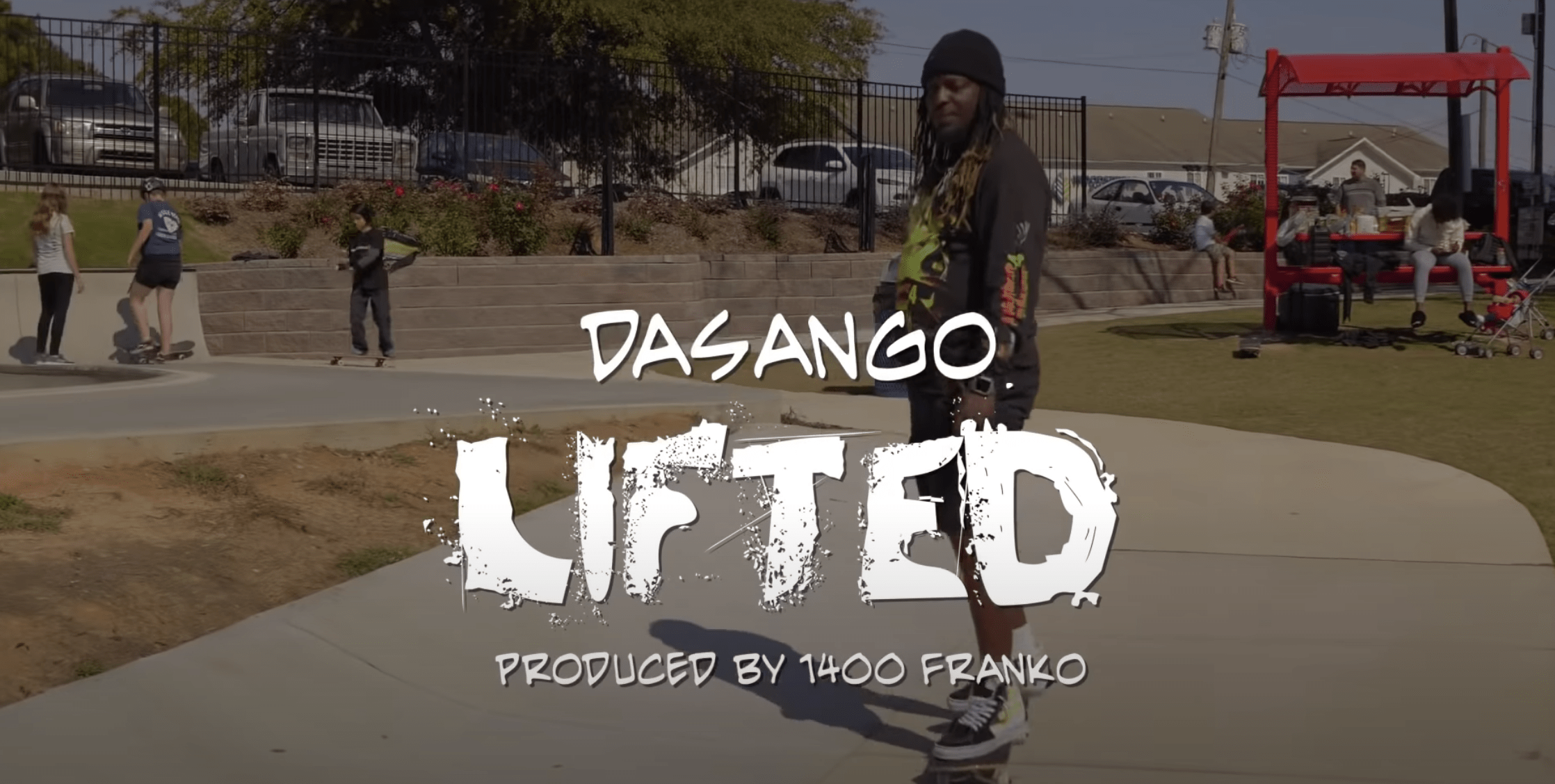 """No Breaks Entertainment Signee Dasango Shares New Single & Music Video For """"Lifted"""""""