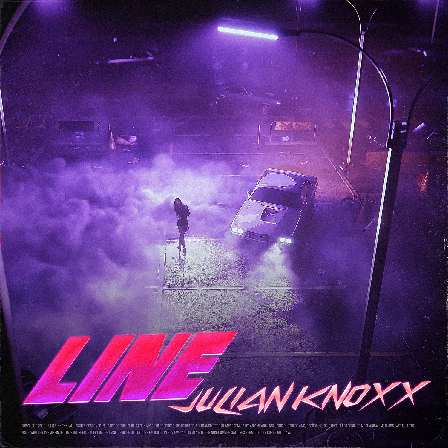 JULIAN KNOXX' Latest Banger Is Pure Fire 'Line'