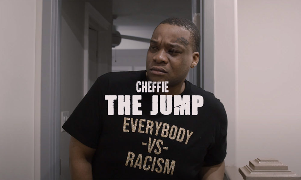 The Jump: Cheffie releases new video inspired by 90's classic Home Alone