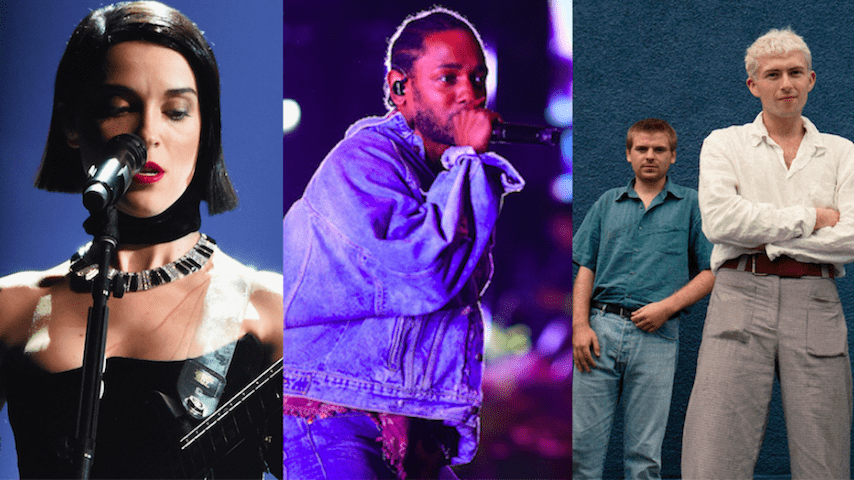 The 40 Albums We're Most Excited About in 2021