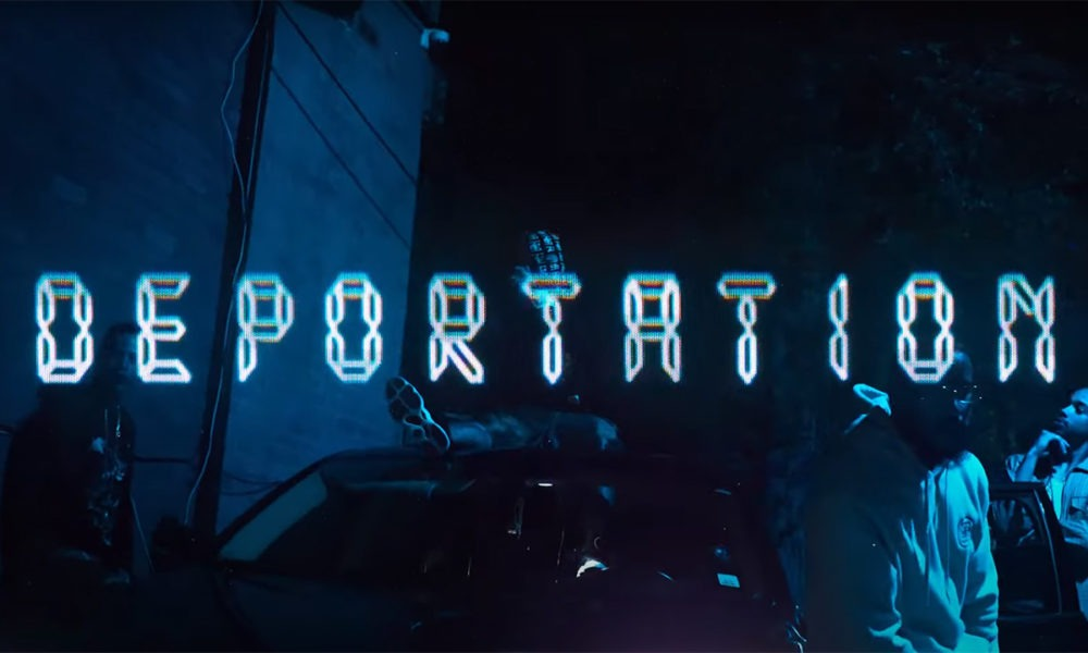 """Toronto's Valintino enlists M Works for the new """"Deportation"""" video"""