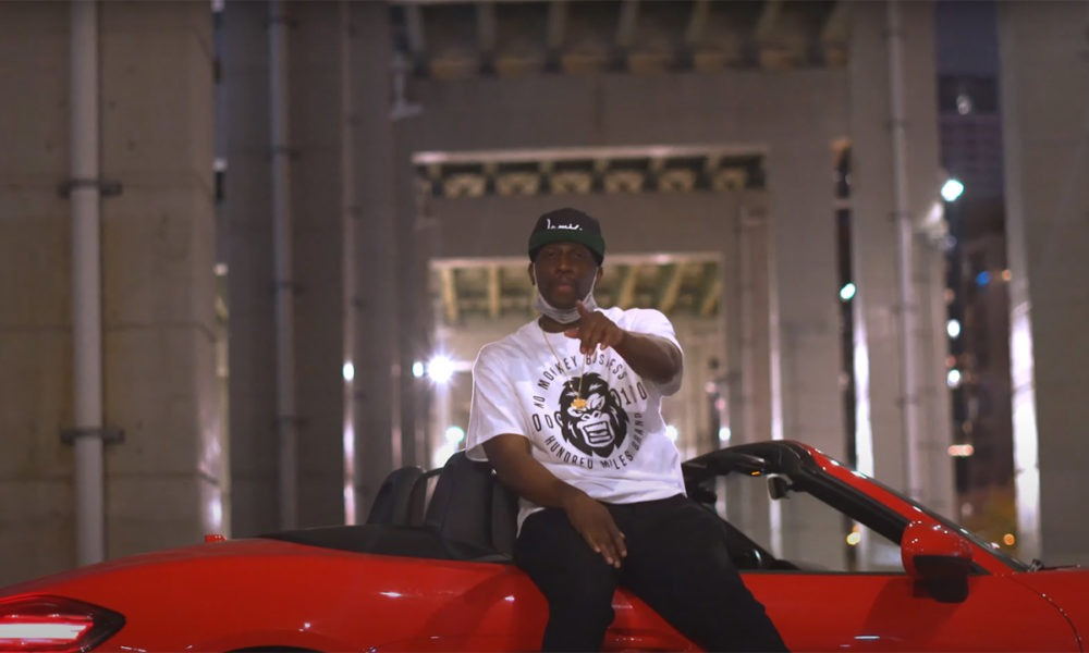 """Toronto artist Dyces Trench releases the """"Birthday"""" video"""