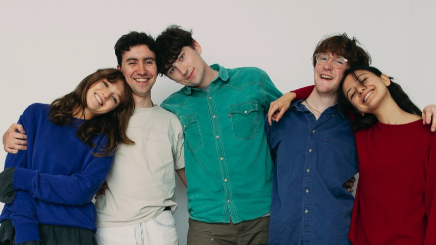 """Black Country, New Road Share New Single, """"Track X"""""""