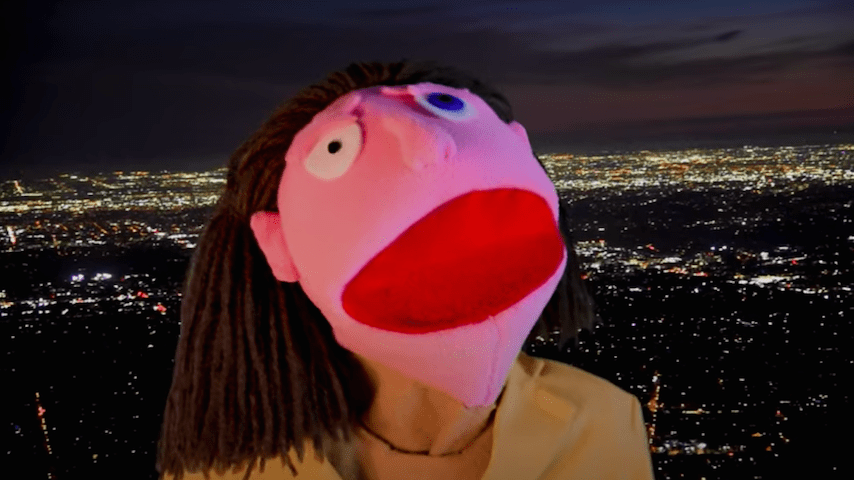 """Cory Hanson Shares Trippy Video for New Single """"Angeles"""""""