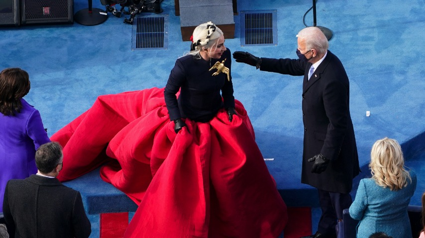 Watch Lady Gaga, J. Lo and Garth Brooks Perform at the Inauguration