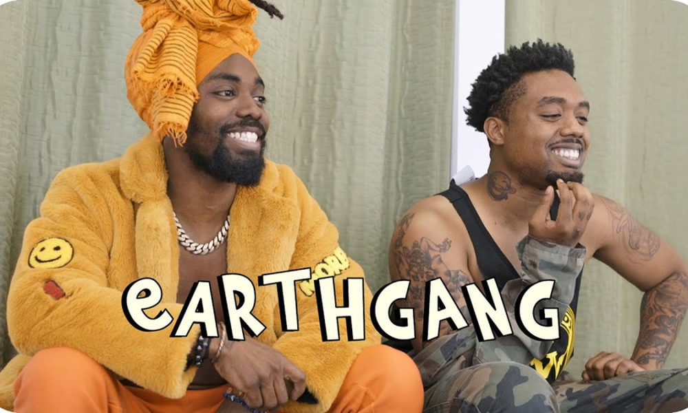 EarthGang on Montreality: Life at 86, Law of attraction, Mac Miller, cartoons & more