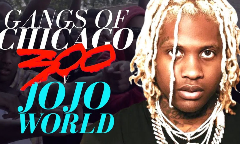 "Trap Lore Ross on ""Gangs of Chicago – 300 vs JoJo World"""