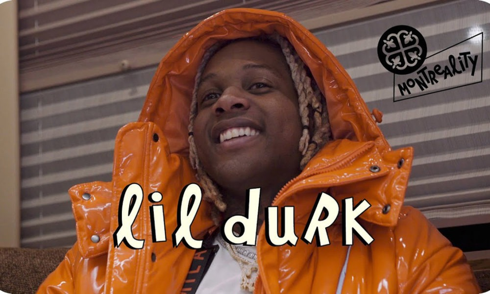 Lil Durk on Montreality: The Voice, Juice WRLD, India Royale & more