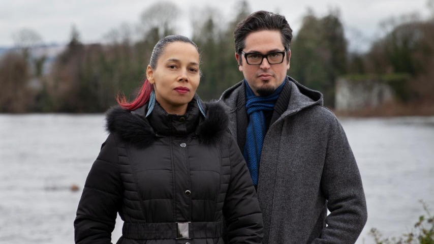 Rhiannon Giddens Announces New LP They're Calling Me Home with Francesco Turrisi