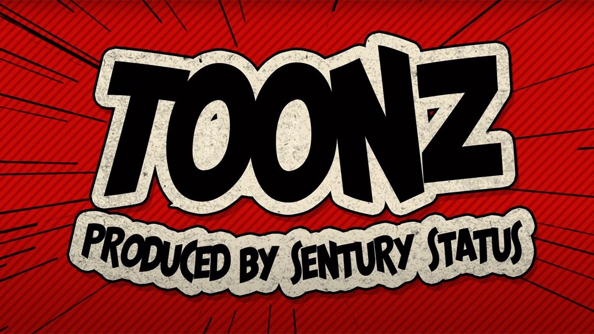"Reel Wolf premieres lyric video for ""TOONZ"" featuring Mersinary, Seen B, Swann, & Resin"