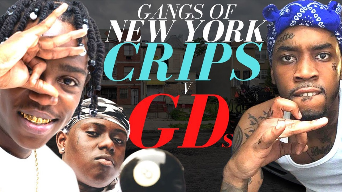 New York's Deadly Gang War – Crips v GDs: A report by Trap Lore Ross
