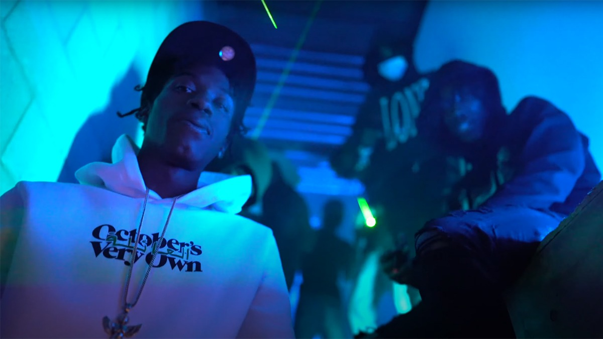 This One Different: Yung DZ enlists Inkz for latest video