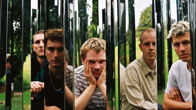 """Squid Share New Single """"Pamphlets,"""" Announce First US Tour"""