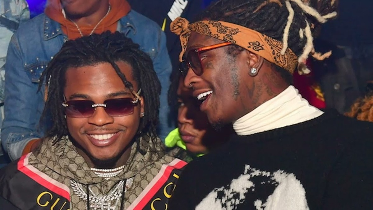 """Young Thug, Gunna & YTB Trench premiere new video for """"Paid the Fine"""" featuring Lil Baby"""