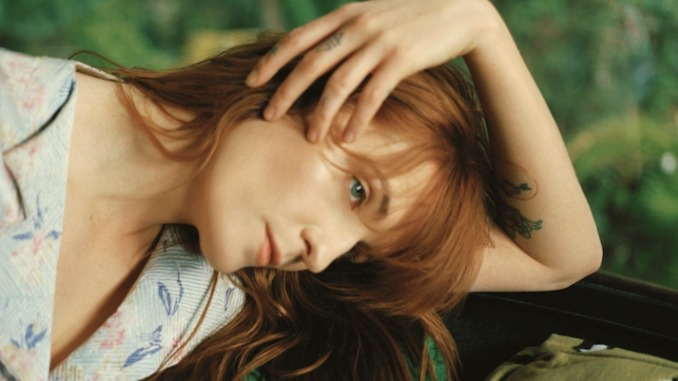 Florence Welch Is Writing Music and Lyrics for a Great Gatsby Musical