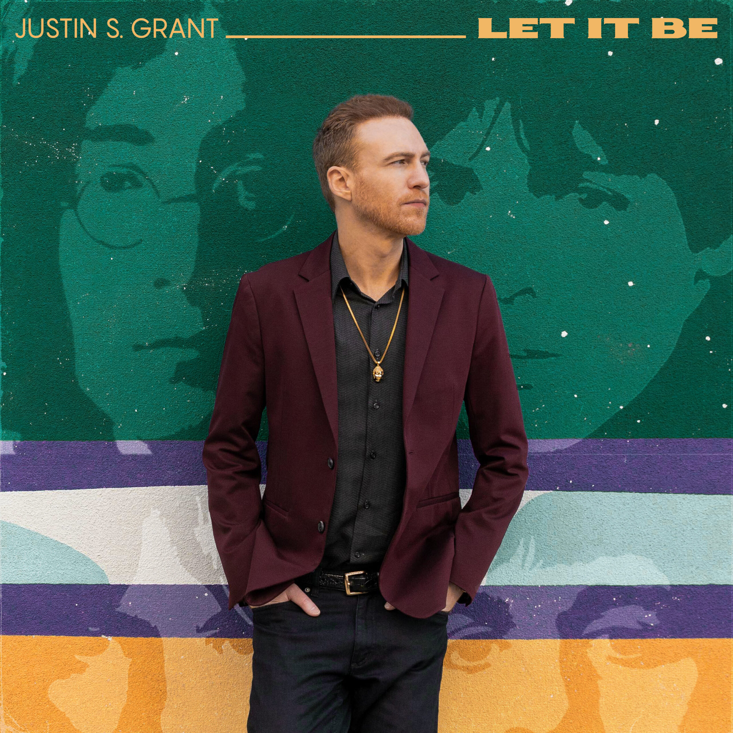 """If You Love The Beatles, You Must Check Out Justin S. Grant Version Of """"Let It Be"""" (Official Lyric Video)"""