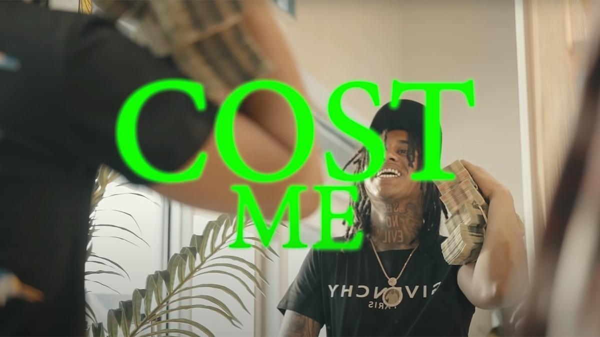 """Tizzy Stackz teams up with JulezLeo for the """"Cost Me"""" video"""