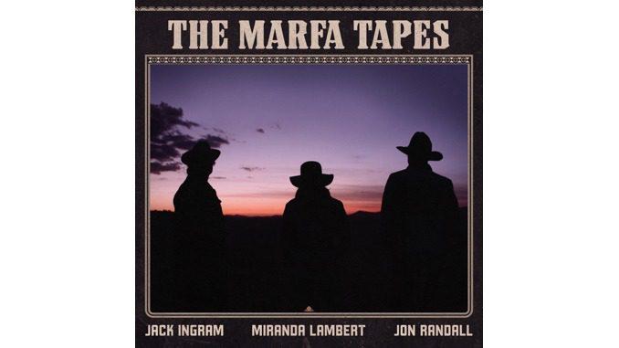 Jack Ingram, Miranda Lambert and Jon Randall Shine on The Marfa Tapes