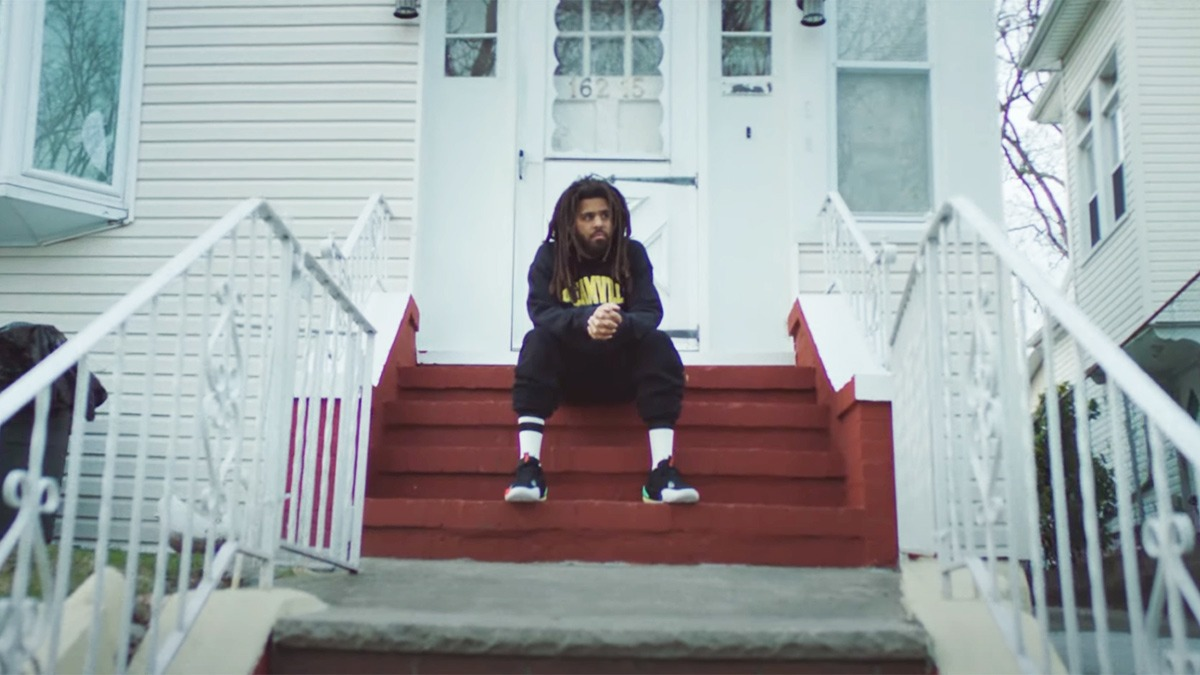 J. Cole previews new album with Applying Pressure: The Off-Season Documentary