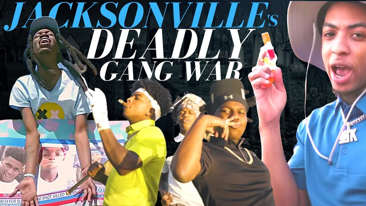Jacksonville's Deadly Gang War: Trap Lore Ross drops detailed 2-hour report