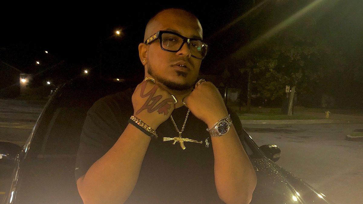 "Ottawa's The LJ teams up with Italian producer Mandrazo for ""Rocks On My Chain"""