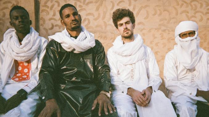 """Mdou Moctar Share New Song """"Taliat,"""" Announce Fall Tour"""