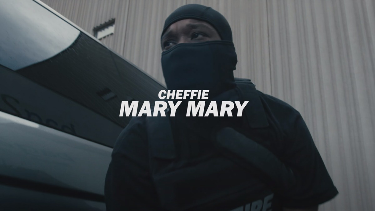 """Cheffie drops the """"Mary Mary"""" video in support of Tapes From The Kurb 5"""