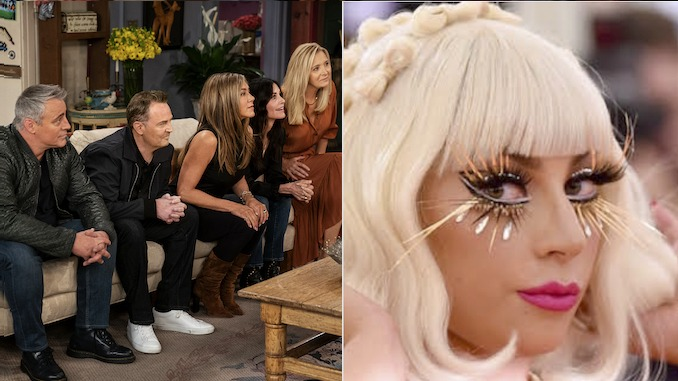 Lady Gaga to Perform in Friends Reunion Special