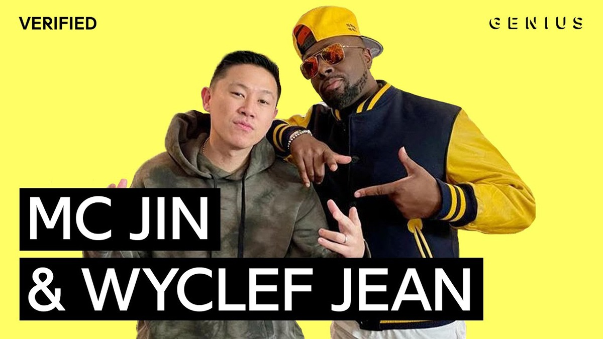 """Genius: MC Jin & Wyclef Jean """"Stop The Hatred"""" Official Lyrics & Meaning"""