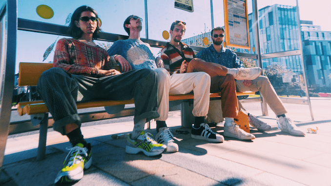 Chinatown Slalom Announce Meet The Parents EP, Share New Song