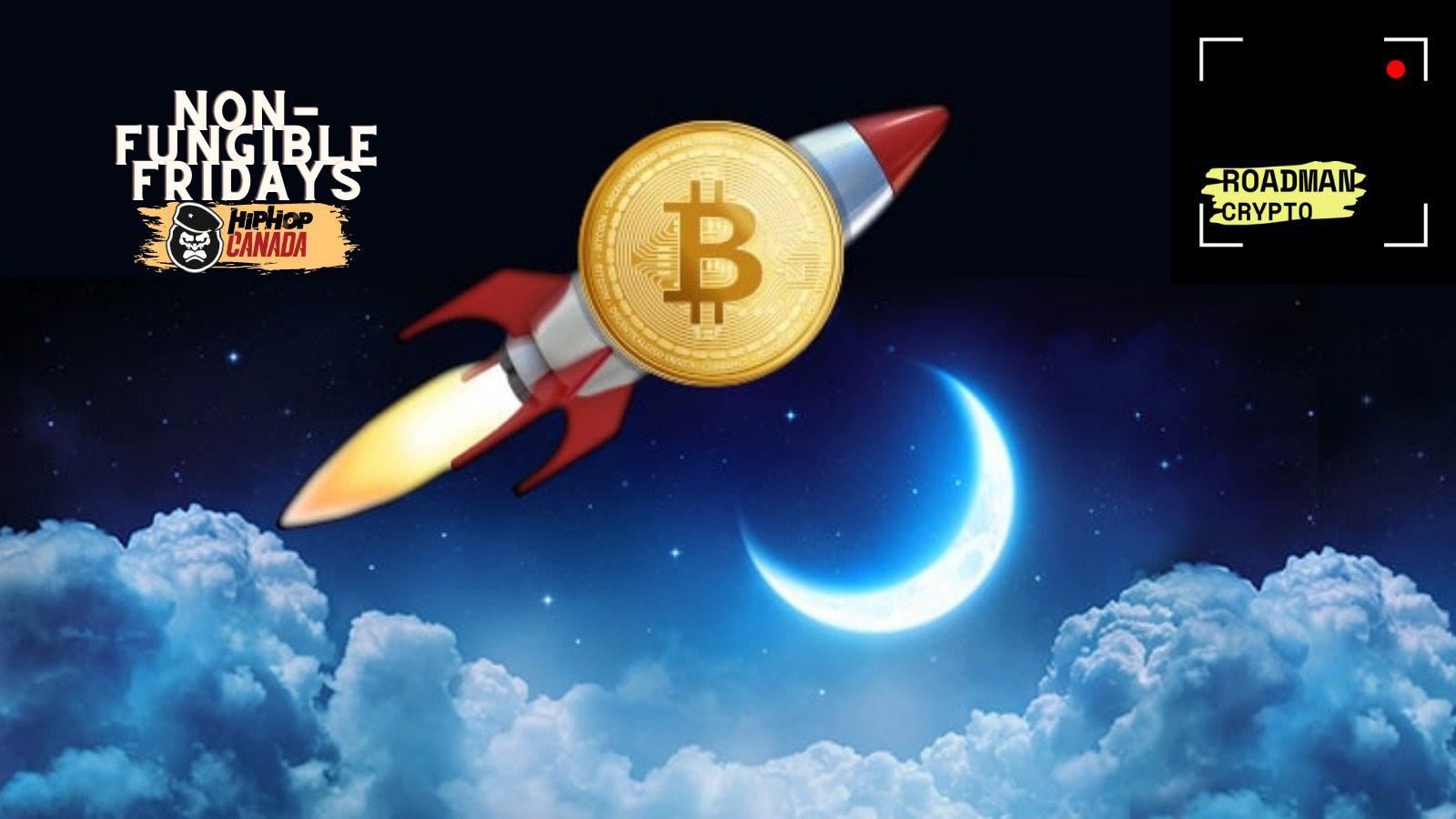 Audio NFT / Non-Fungible Token Fridays! Week #005 with RoadmanCrypto